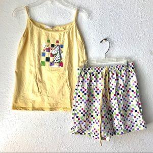 Girls pajama set!
